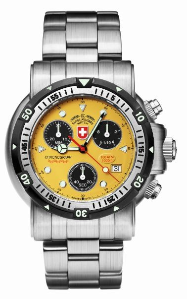 Swiss Military by Charmex  Diver´s SW I 1728