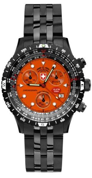 Swiss Military by Charmex Airforce I 2473