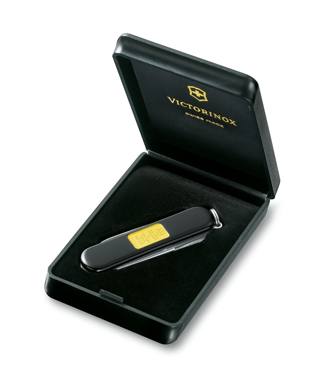 Schweizer Taschenmesser Victorinox Classic Gold Ingot  0.620