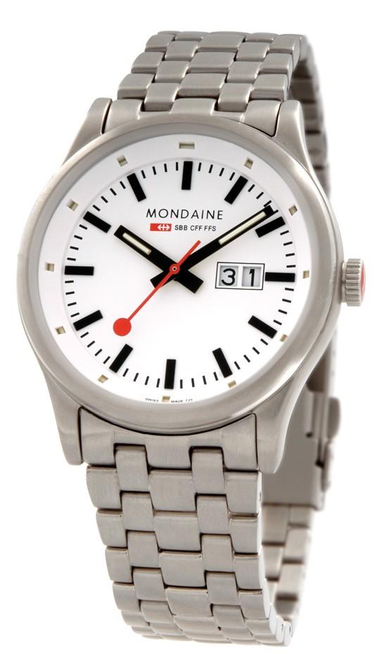 Mondaine swiss watch Sport A669.30308.16SBM