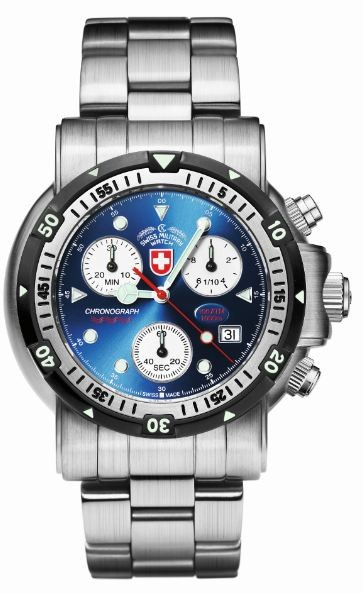 Swiss Military by Charmex Diver´s SW I 1727