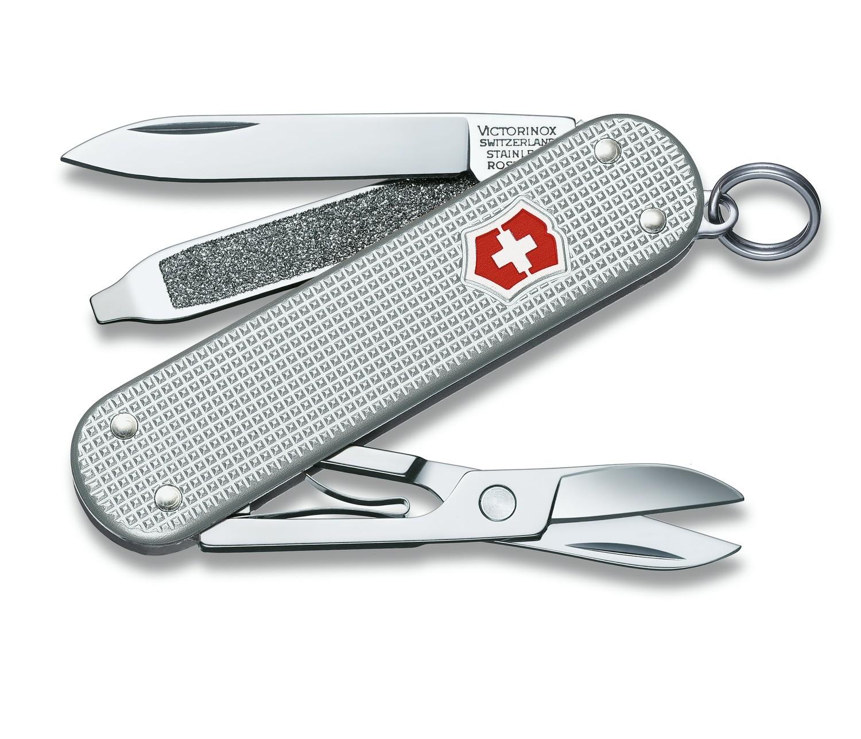 couteau de poche suisse Victorinox Classic Alox 0.6221.26