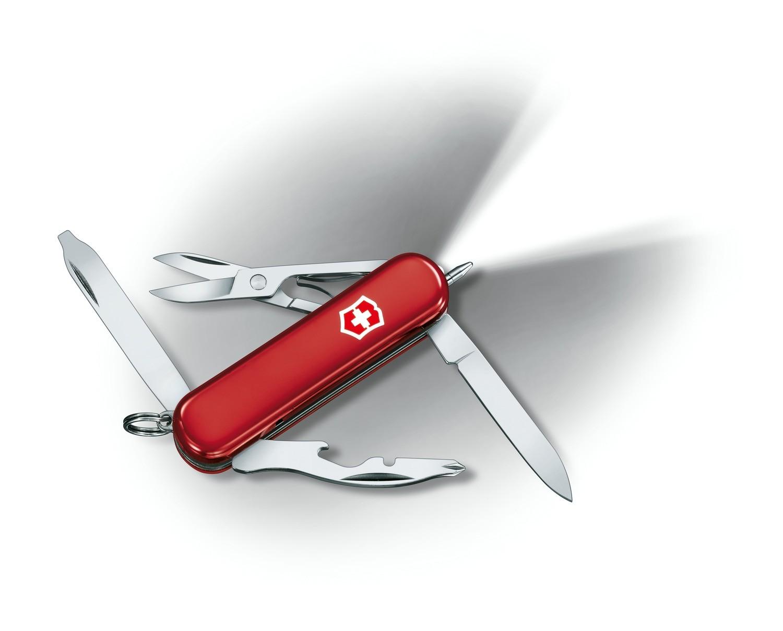 couteau de poche suisse Victorinox Midnite Manager  0.6366