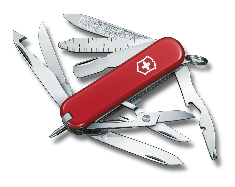 couteau de poche suisse Victorinox MiniChamp 0.6385