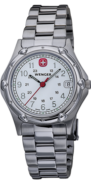 Wenger watch Standard Issue 70109, date