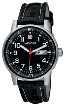 Wenger watch Commando 3-hands 70164.XL, day, date