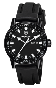 Wenger watch commando black line 70175