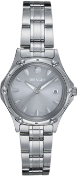Wenger watch Standard Issue 70237 ladys, date