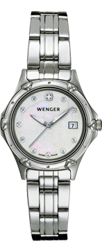 Wenger watch Standard Issue 70239 ladys, date