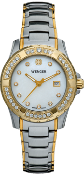 Wenger watch Elegance 70376 ladys, date