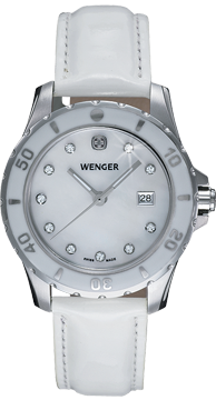 Wenger watch Elegance 70381 ladys, date