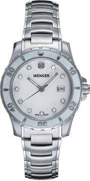 Wenger watch Elegance 70388 ladys, date