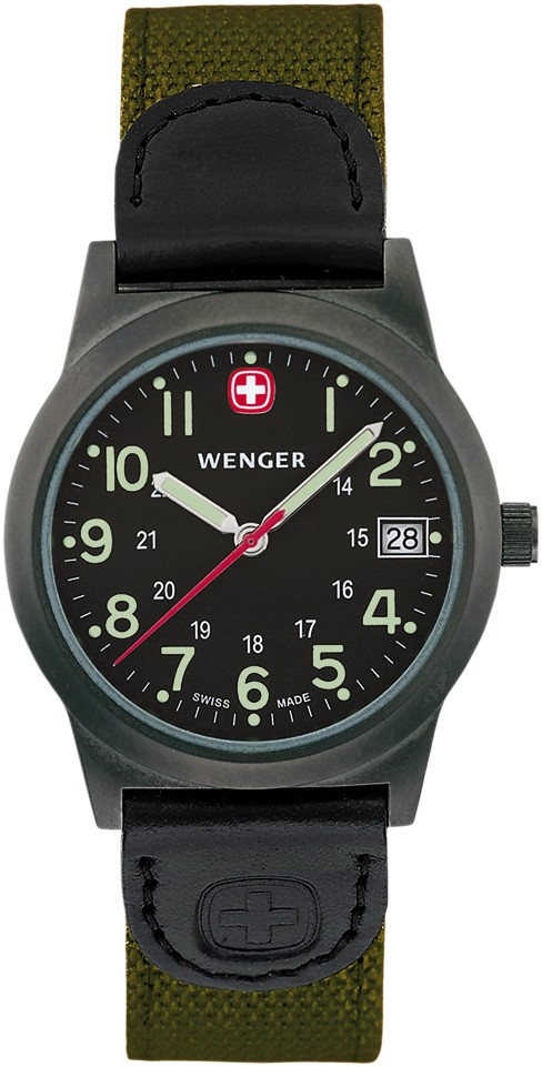 Wenger watch Field Classic 70392XL, date