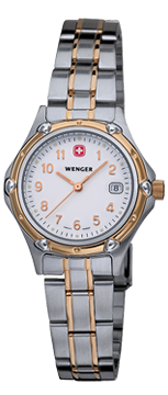 Wenger watch Standard Issue 70609, ladys, date