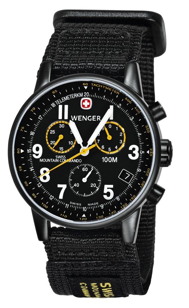 Wenger Watch Commando Chrono 70724.XL