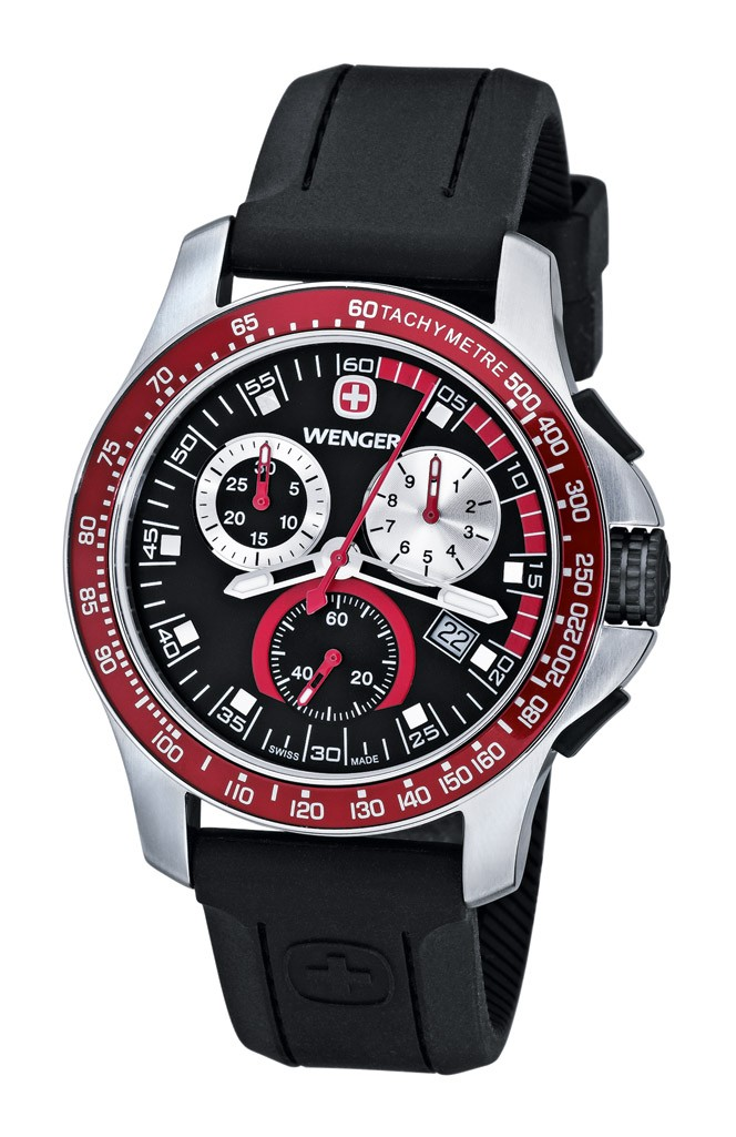 Battalion Chrono 70789 Swiss Watch