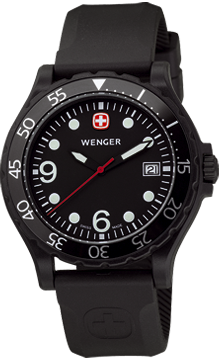 Wenger watch Ranger 70902W, Swiss Military Collection, date