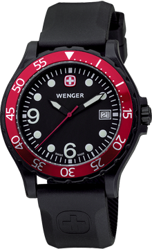 Wenger watch Ranger 70903W, Swiss Military Collection, date
