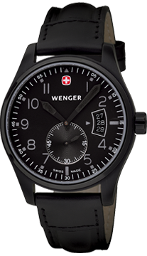 Wenger watch AeroGraph Vintage 72475, gents