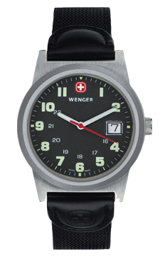Wenger watch Swiss Military Line Field Classic 72805W, date