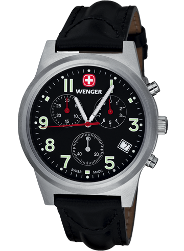 Wenger watch Swiss Military Line Field Classic 72955W.XL, chrono