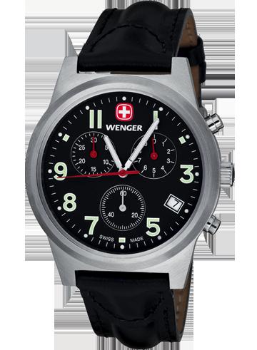 Wenger watch Swiss Military Line Field Classic 72955W.XL, chrono