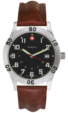 Wenger watch Swiss Military Line Field Grenadier 72965W, date