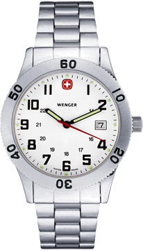 Wenger watch Swiss Military Line Field Grenadier 72969W, date
