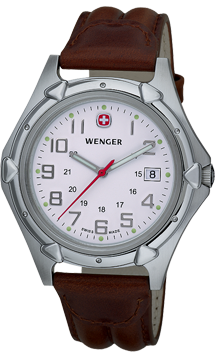 Wenger watch Standard Issue 73110 Sea Barracuda, date