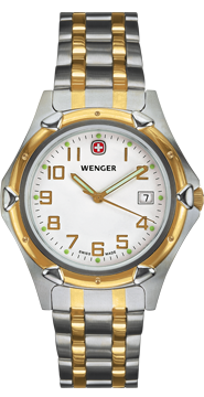 Wenger watch Standard Issue 73116 Sea Barracuda, date