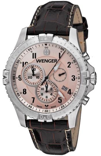 Wenger montre suisse  Squadron Chronograph 77052