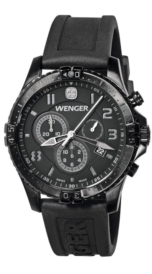 WENGER Squadron Chrono 77054