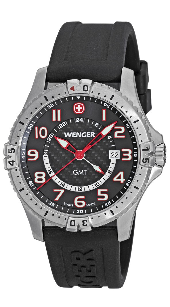 WENGER Squadron GMT 77075