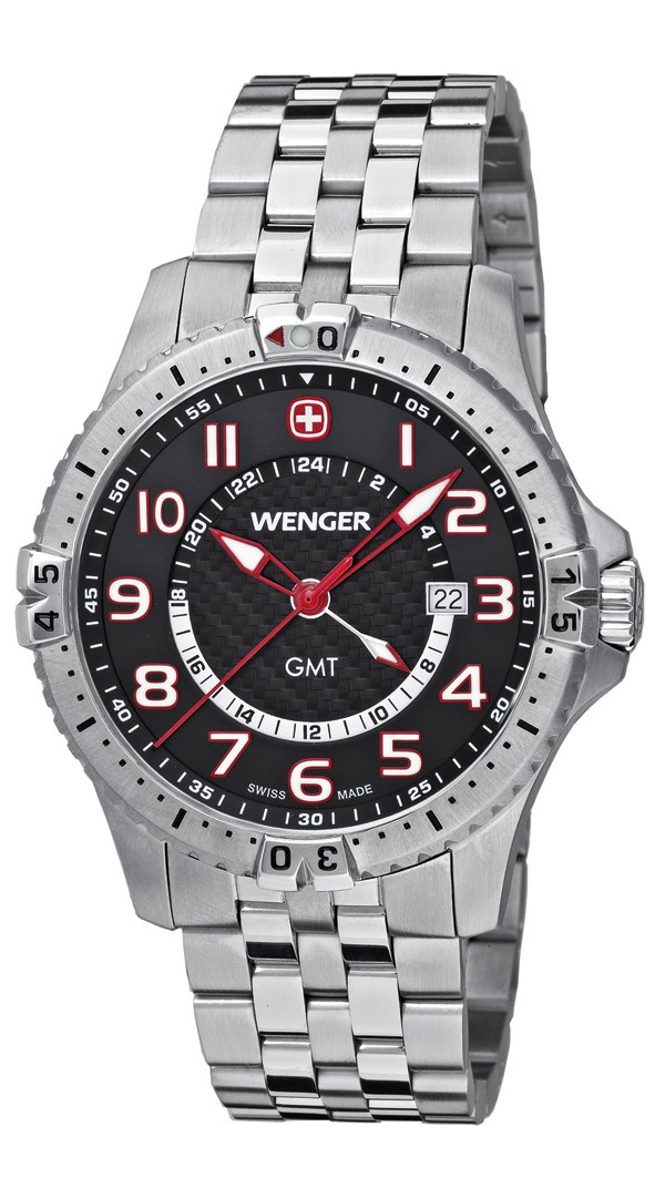 WENGER Squadron GMT 77076