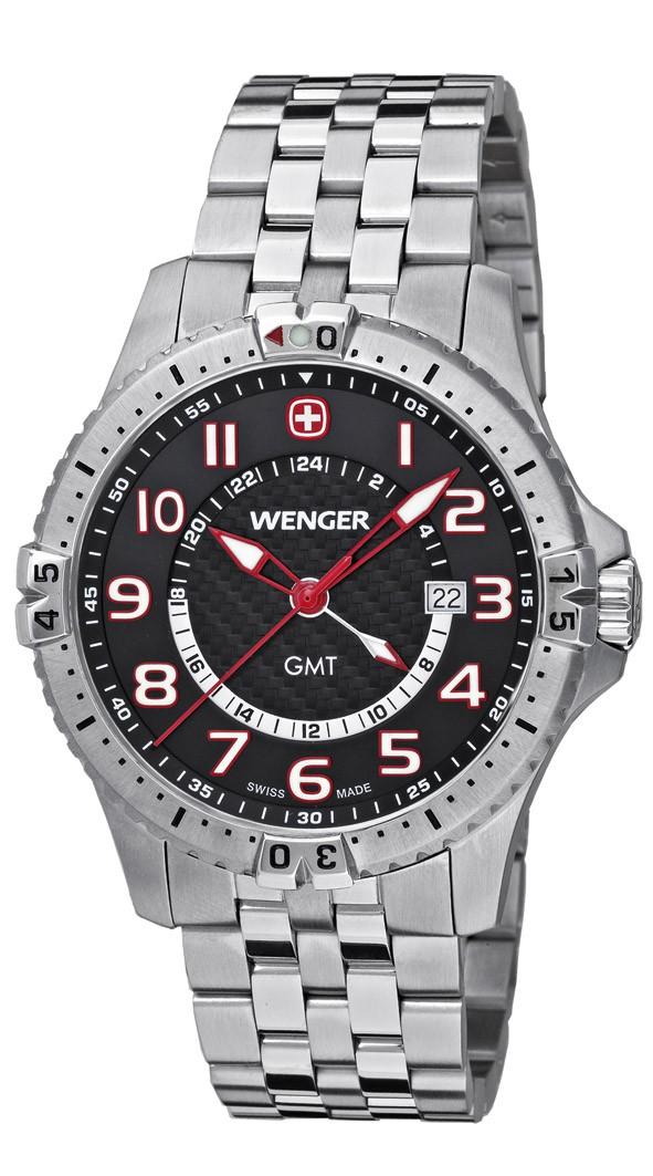 WENGER Squadron GMT 77076