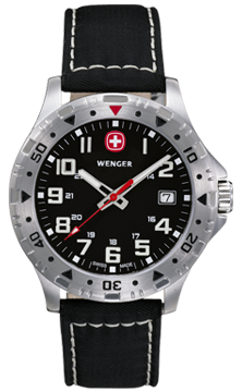 Wenger watch Swiss Military Line Off Road 79305W, date
