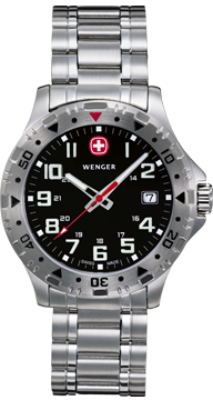 Wenger watch Swiss Military Line Off Road 79306W, date