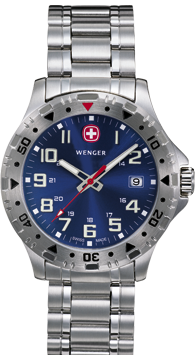 Wenger watch Swiss Military Line Off Road 79308W, date