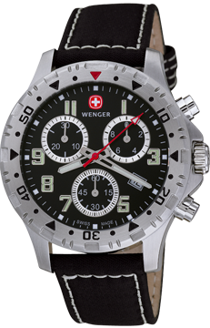 Wenger Watch Off Road Chrono 79356W, Chronograph, Date