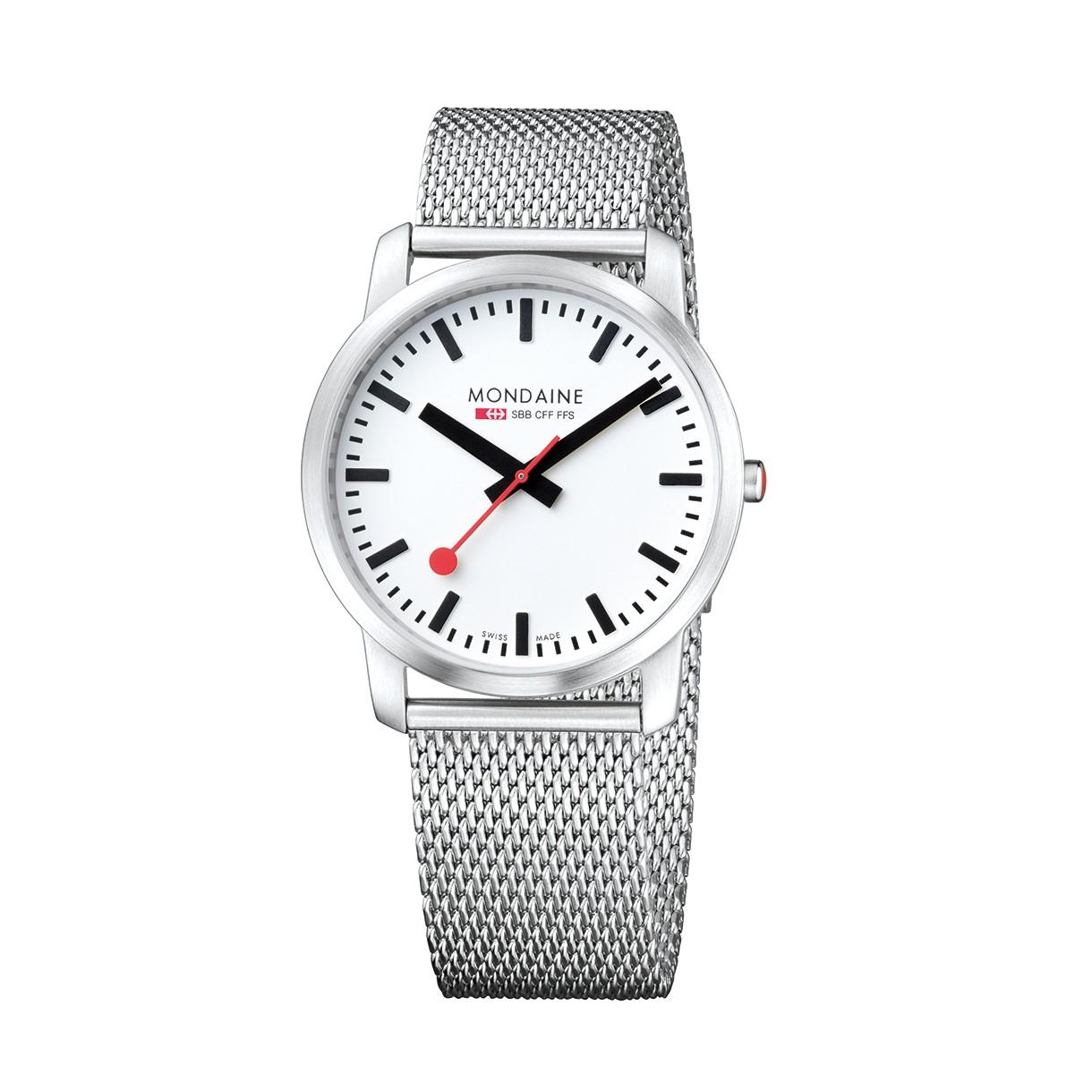 Mondaine swiss watch SIMPLY ELEGANT GENTS - A638.30350.16SBM