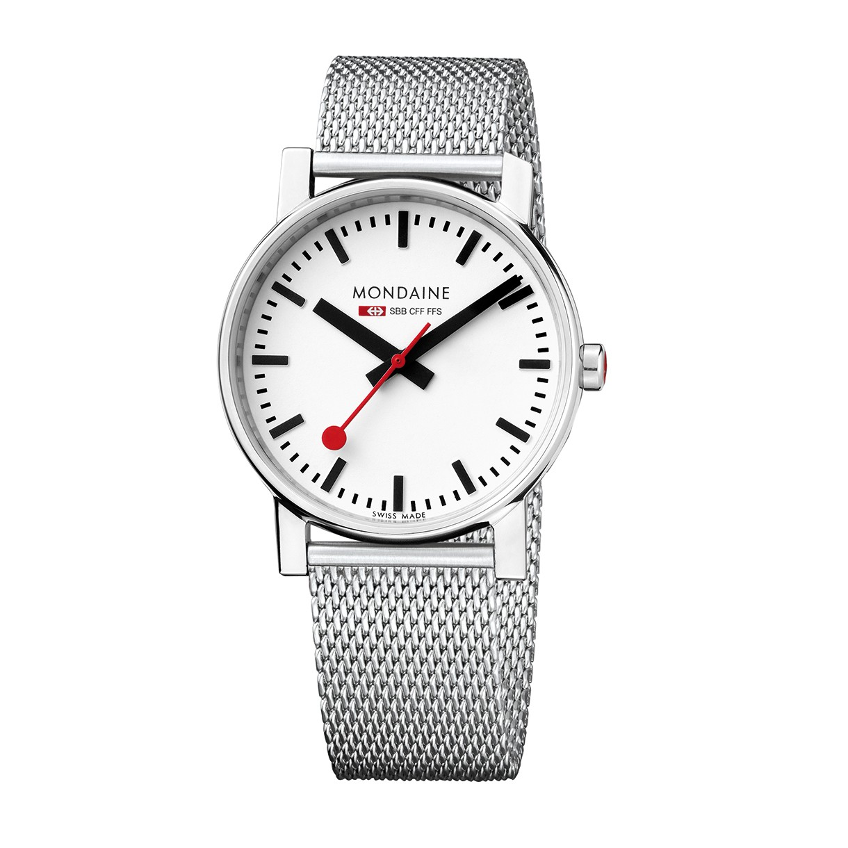 Mondaine swiss watch EVO GENTS - A658.30300.11SBV