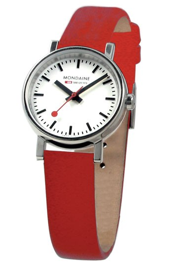 Mondaine montre suisse EVO LADIES - A658.30301.11SBC