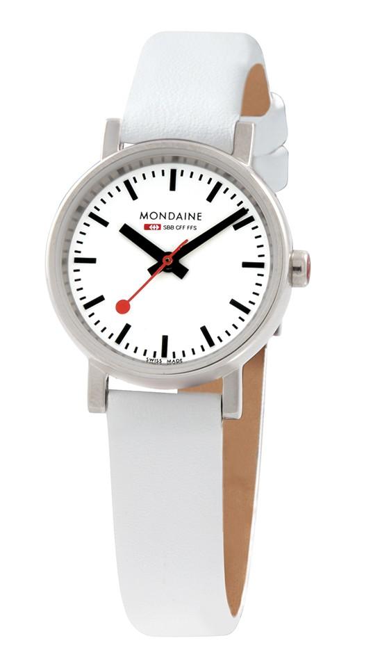 Mondaine swiss watch EVO LADIES - A658.30301.11SBN