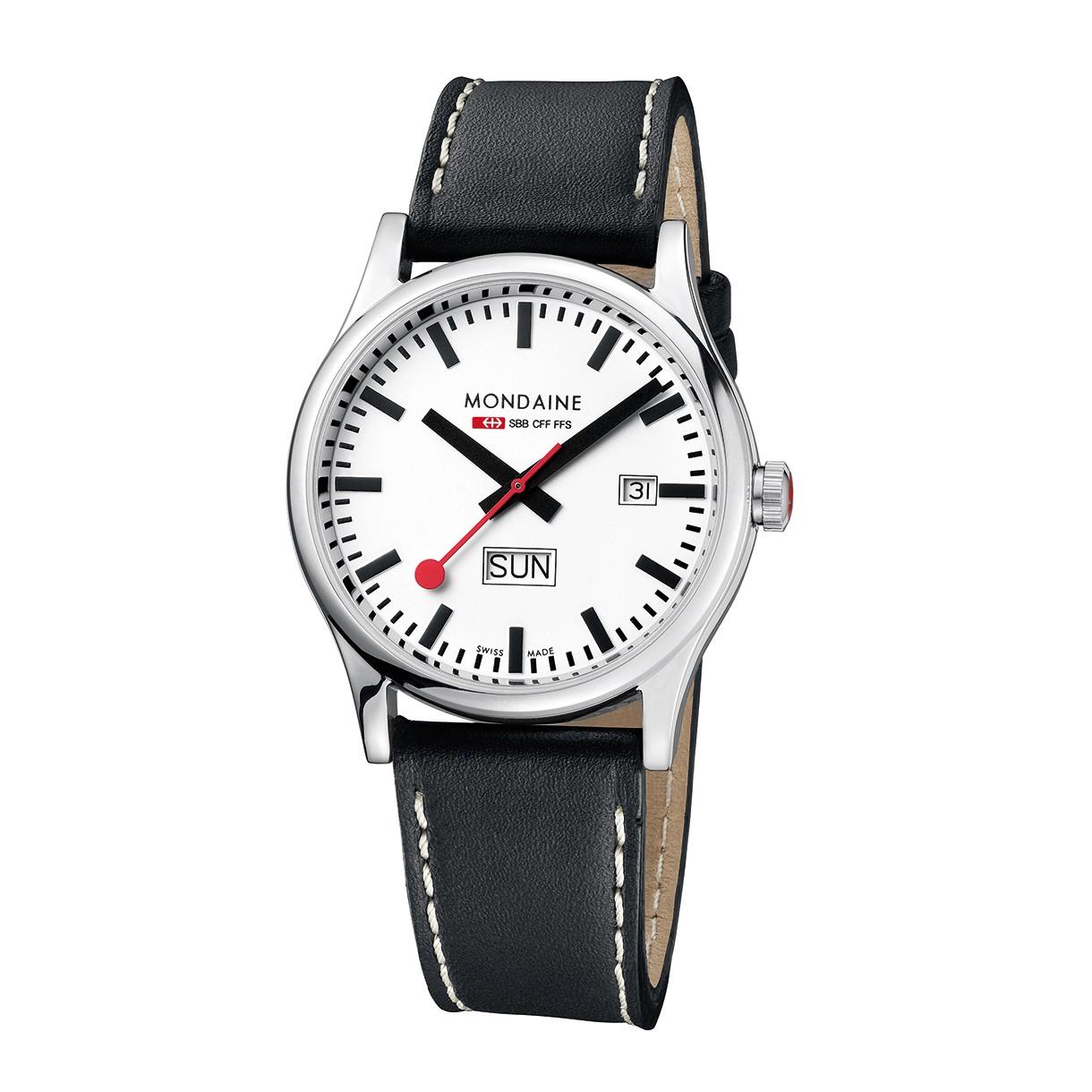 Mondaine swiss watch Sport A667.30308.16SBB