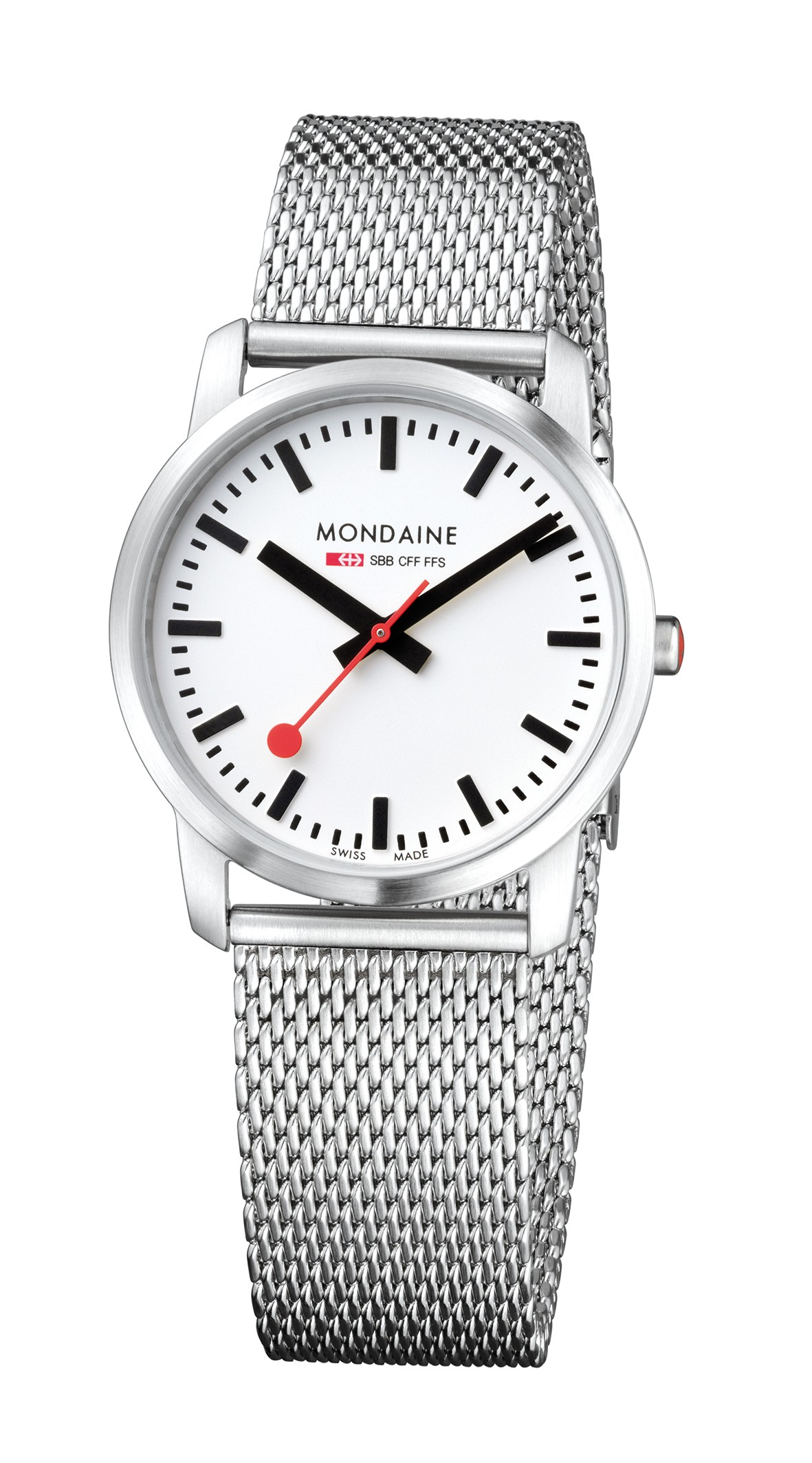 Mondaine swiss watch SIMPLY ELEGANT LADIES - A400.30351.16SBM