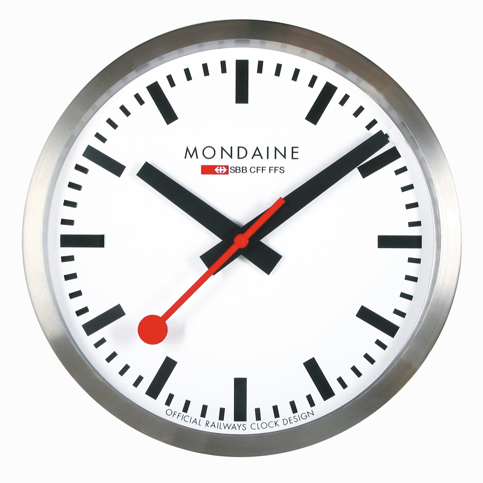 Mondaine swiss watch WALL CLOCK 25CM - A990.CLOCK.16SBB