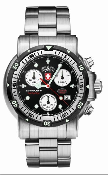 Swiss Military by Charmex Diver´s SW I 1726