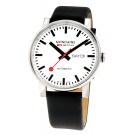 Mondaine swiss watch Men´s EVO Automatic A132.30348.11SBB