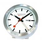 Mondaine swiss watch MINICLOCK 12.5CM - A993.MCAL.16SBB